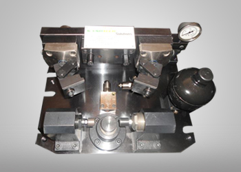 Hydraulic Mechining Fixtures